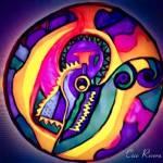 """Mandala Intuition"" by CiceRivera"