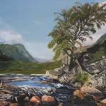 """River Coe Scotland UK"" by daverives"