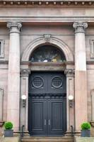Arlington Street Church Entry