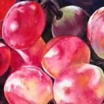 """Red Grapes"" by KellyEddington"