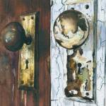 """Doorknobs"" by KellyEddington"
