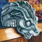 """Gargoyle"" by KellyEddington"