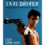 """taxi driver canvas wrap A0 36x52"" by DanAvenell"