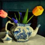 """Tulip Teapot"" by RCdeWinter"