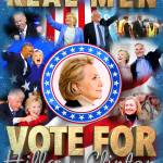"""Real Men Vote!"" by DonThornton"