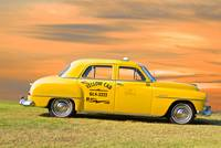 1951 Plymouth 'Yellow Cab'