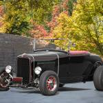 """1932 Ford Roadster Blk"" by FatKatPhotography"