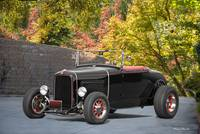1932 Ford Roadster Blk