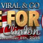 """Go Hard, Go Viral, Go Vote! II"" by DonThornton"