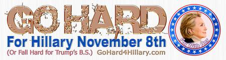 Go Hard for Hillary II