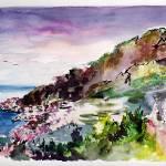 """Ravello Villa Cimbrone Amalfi Coast Italy"" by GinetteCallaway"