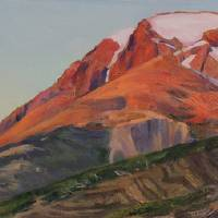 Dawn from Cerro Paine Art Prints & Posters by Joe Arnold