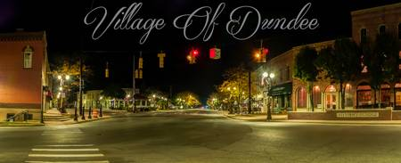 Village Of Dundee w/watermark