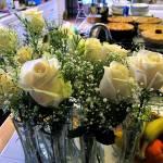 """Outdoor Wedding flowers"" by Wintercreeks"