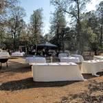 """Outdoor Wedding, reception"" by Wintercreeks"