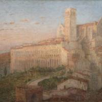 """Basilica of San Francesco dAssisi, Italy by John"" by motionage"