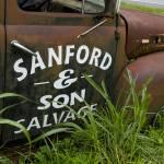 """""""Sanford & Son Salvage ."""" by TEHuchton"""
