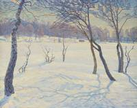 CARL JOHANSSON, winter