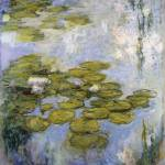 """""""CLAUDE MONET - NYMPHEAS, 1916-19"""" by motionage"""