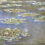 """""""CLAUDE MONET - Nympheas, 1905"""" by motionage"""