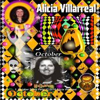 October Music Alicia Vilarreal