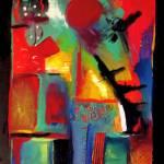 """""""meditation U"""" by carmen-b-costello"""