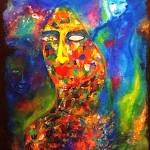 """""""Unfinished Woman"""" by carmen-b-costello"""