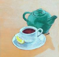 Little Green Teapot