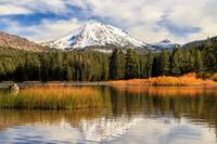 Autumn At Mount Lassen