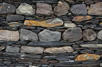 stone texture of ancient wall