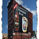 """Hometown Brews Building"" by BKap"