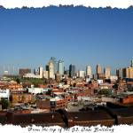 """KC  Panoramic - from top of J.I. Case Building"" by BKap"