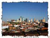 KC  Panoramic - from top of J.I. Case Building