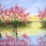"""CherryBlossom"" by SusanArt"