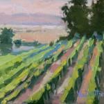 """""""Afternoon at the Vineyard HUGE"""" by KimVanDerHoek"""