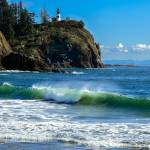 """""""Cape Disappointment"""" by haybales"""