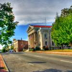 """Shelby County Courthouse"" by DanielLight"
