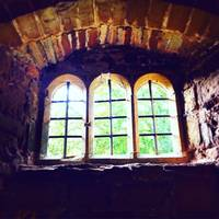 Small Windows In Rufford Abbey!