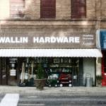 """Wallin Hardware"" by leeowenby"