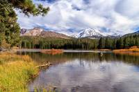 Manzanita Lake - Mount Lassen
