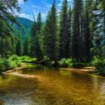 """Colorado Stream"" by matthewjackson"