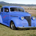 """1939 Chevrolet Two-Door Sedan"" by FatKatPhotography"