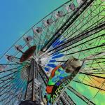 """Ferris Wheel Marseille"" by Doc1213"