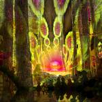 """""""In The Tunnel Forest 22"""" by ecolosimo"""
