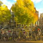 """""""Amsterdam Bicycles"""" by MSSantos"""