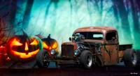 Rat Rod 'Spooky Hollow' Pickup