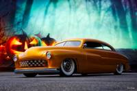 1950 Mercury 'Spooky' Custom Coupe