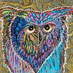 """Owl Power by Laura Barbosa"" by ArtPrints"