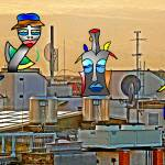 """""""Roof Toppers"""" by wkarl"""
