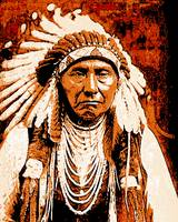 Chief Joseph-Nez Percé 2